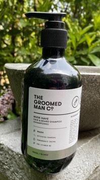 The Groomed Man Co. Hair & Beard Shampoo