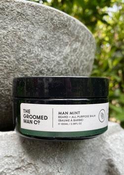 The Groomed Man Co. Beard Balm (Bartbalsam)