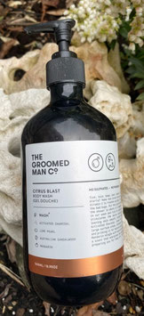 The Groomed Man Co. Citrus Blast Body Wash