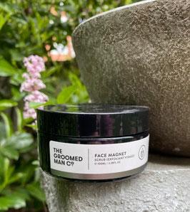 The Groomed Man Co. Face Magnet Scrub (Gesichtspeeling / Maske)