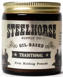 Flagship Pomade Steel Horse Oilbased Pomade