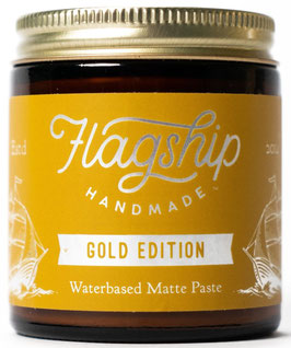 Flagship Pomade Summer Clay Pomade Gold Edition