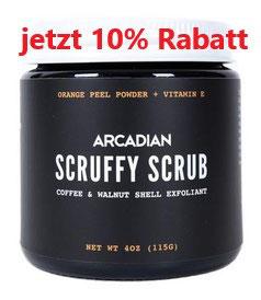 Arcadian Scruffy Scrub (Peeling)