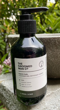 The Groomed Man Co. Face Fuel Cleanser (Gesichtsreinigung)