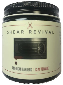 Shear Revival American Clay Pomade
