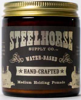 Flagship Pomade Steel Horse Waterbased Pomade