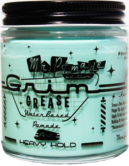 Grim Grease Mr. Pomade + Grim Grease Collab Heavy Hold Pomade