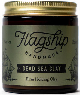 Flagship Pomade Dead Sea Clay
