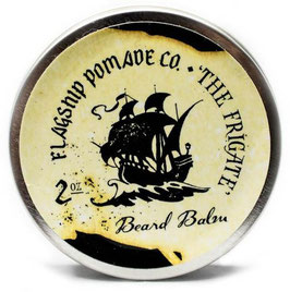 Flagship Pomade The Frigate Beard Balm