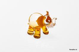 Elefant braun klein
