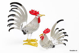 Hühner Paar