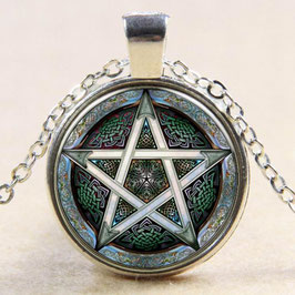 """Aufstiegsenergie Pentagramm """"Spirituelles Wachstum"""""""
