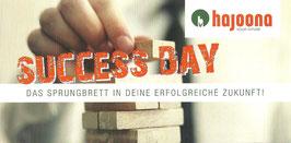 hajoona Successday, Eintrittskarte