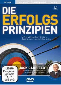 Die Erfolgsprinzipien, DVD von Bestseller-Autor Jack Canfield