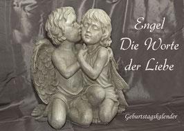 Engel - immerwährender Geburtstagskalender mit schönen Zitaten