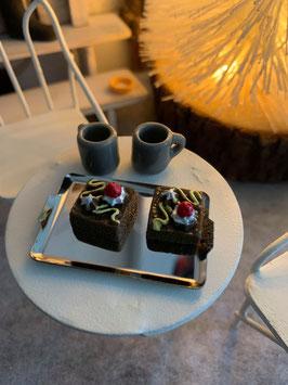 Wichtel Zubehör Schnittche/ Kuchen