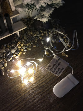 Wichtel Zubehör LED Lichterkett