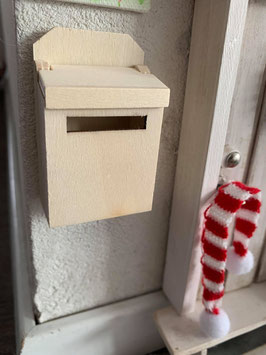 Wichtel Zubehör Briefkasten Holz
