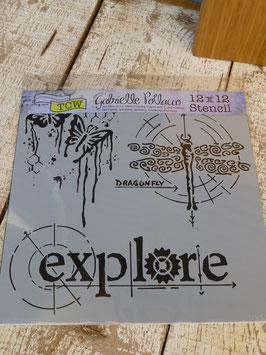 Schablone   Explore