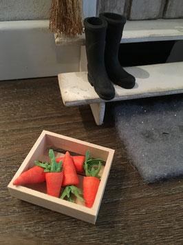 Wichtel Zubehör Karotten