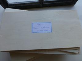 Holzschild No 2