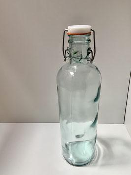 Botella RUSTIC. 1.5 lit. Tap. Hermètic.