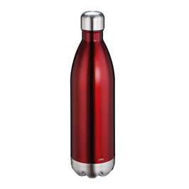 Botella Tèrmica Cilio. 1,0 litres. Acer inox.