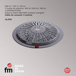 Braser elèctric B-900 Marca FM.