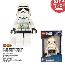 Rellotge Despertador LEGO STORM TROOPER