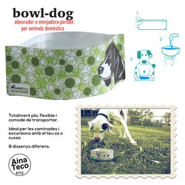 BOWL-DOG mod.POP!. ABEURADOR // BEBEDERO.