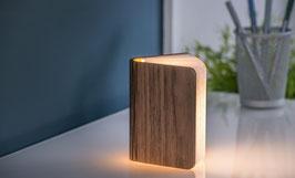 Mini Smart Book Light by Gingko. Làmpada Fústa-Llibret.