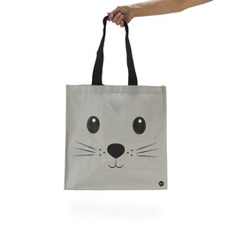 "BOSSA COMPRA mod. ""KITTY"". Color Gris."