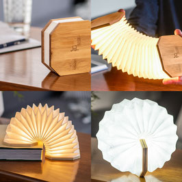 Smart Accordion Lamp Bamboo.