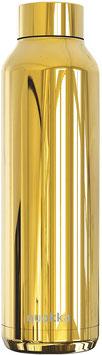 "Botella Tèrmica Quokka ""SLEEK GOLD""// 0,63 litres. Acer Inox."
