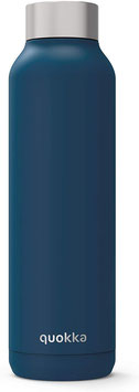 "Botella Tèrmica Quokka ""MIDNIGHT BLUE"" // 0,63 litres. Acer Inox."