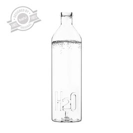 """Botella Vidre """"H2O"""""""