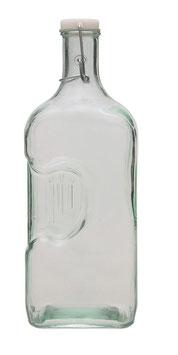 Botella RUSTIC  2.0 lit. Tap. Hermètic.