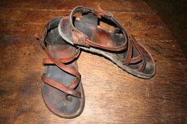 La sandale du père hubert