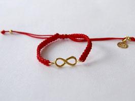 INFINITY KIDS Bracelet Red