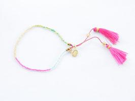 BOHO Bracelet Pink