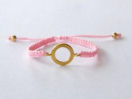 ETERNITY  KIDS Bracelet Light Pink