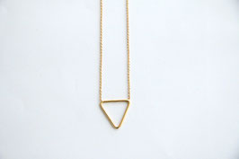 JUST A TRIANGLE Necklace