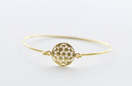 Bangle FLOWER OF LIFE