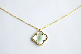 CLOVER Labradorit Necklace