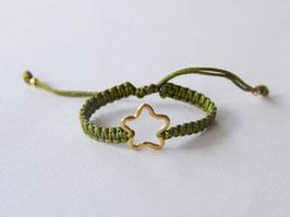 STAR KIDS Bracelet Green