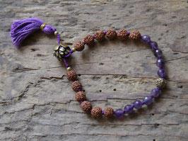 MALA Violet Bracelet