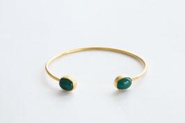 CELINE Grüne Jade