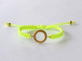 ETERNITY  KIDS Bracelet Neon Yellow