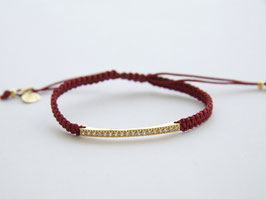 Karma Bracelet CIRCONE LOVE Red