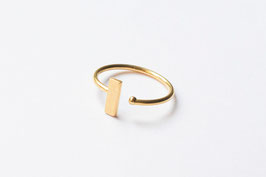 FRIENDSHIP RECTANGLE Ring
